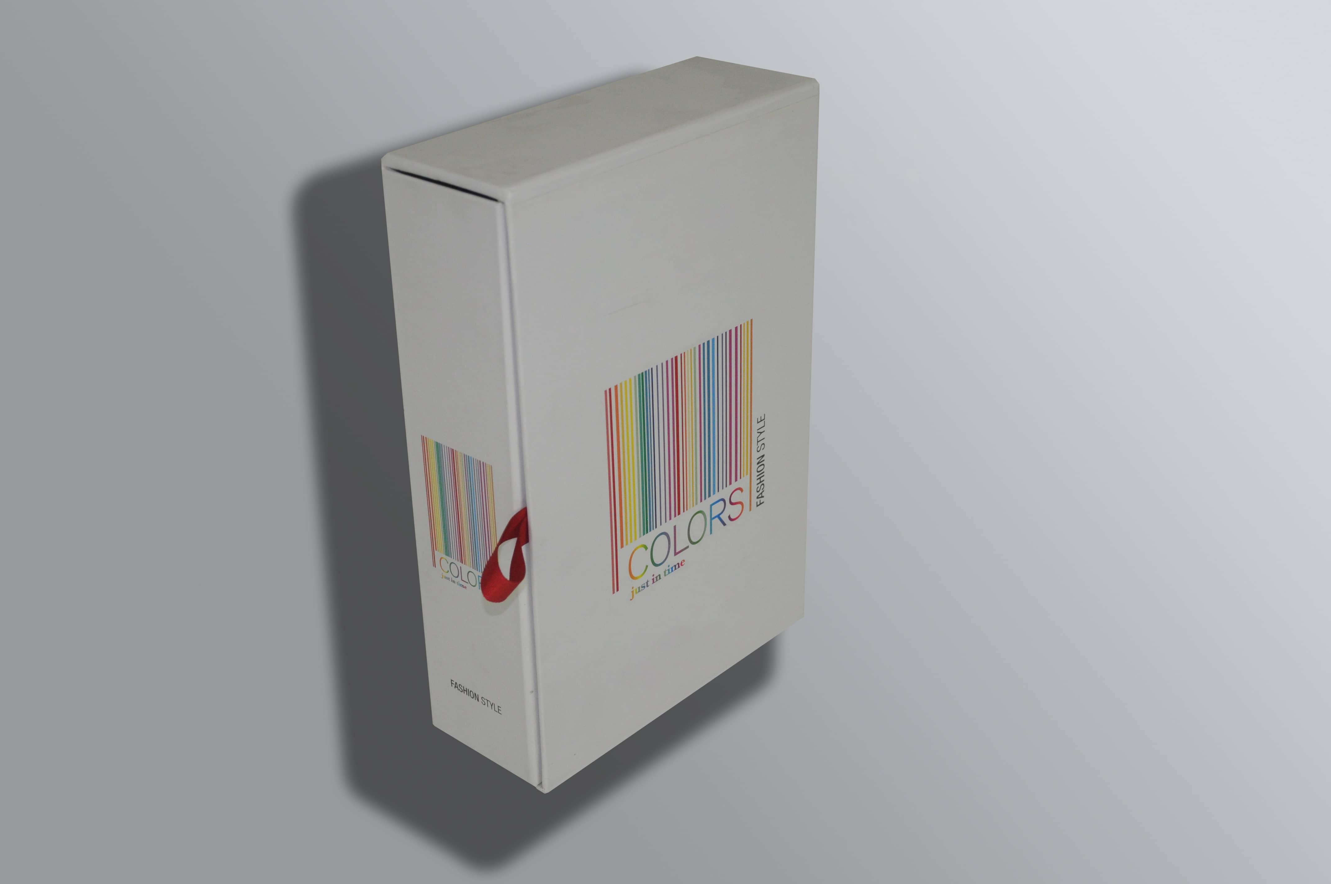 Custom Slip Cases