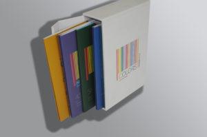 Fabric Sample Binders