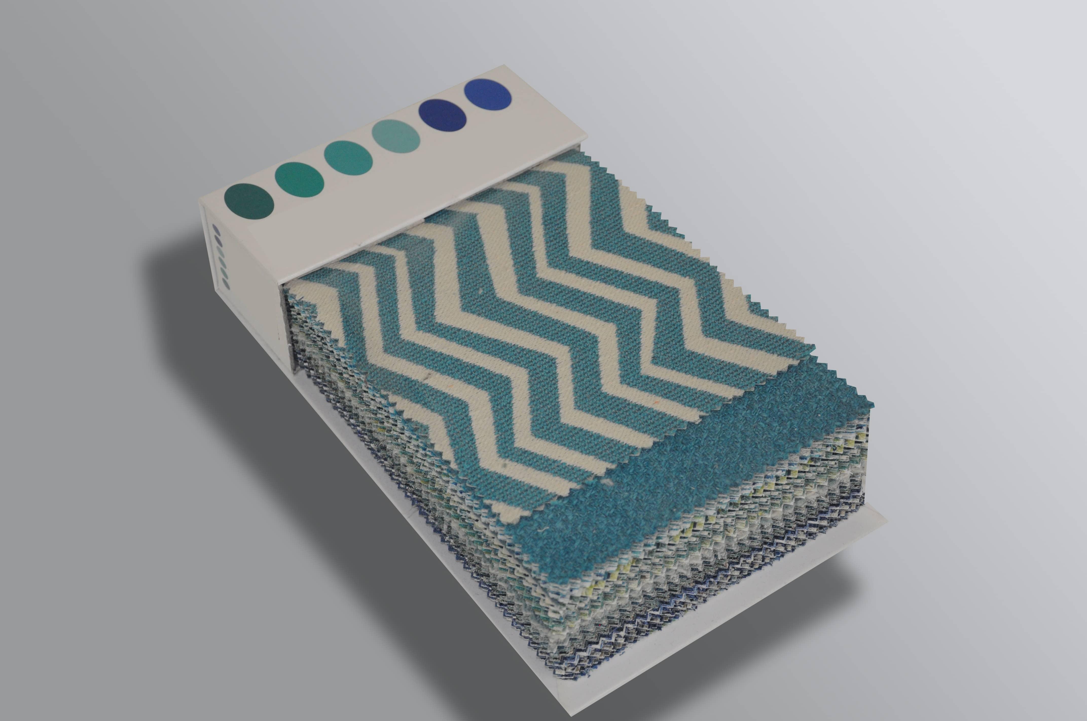 Fabric Stack Books