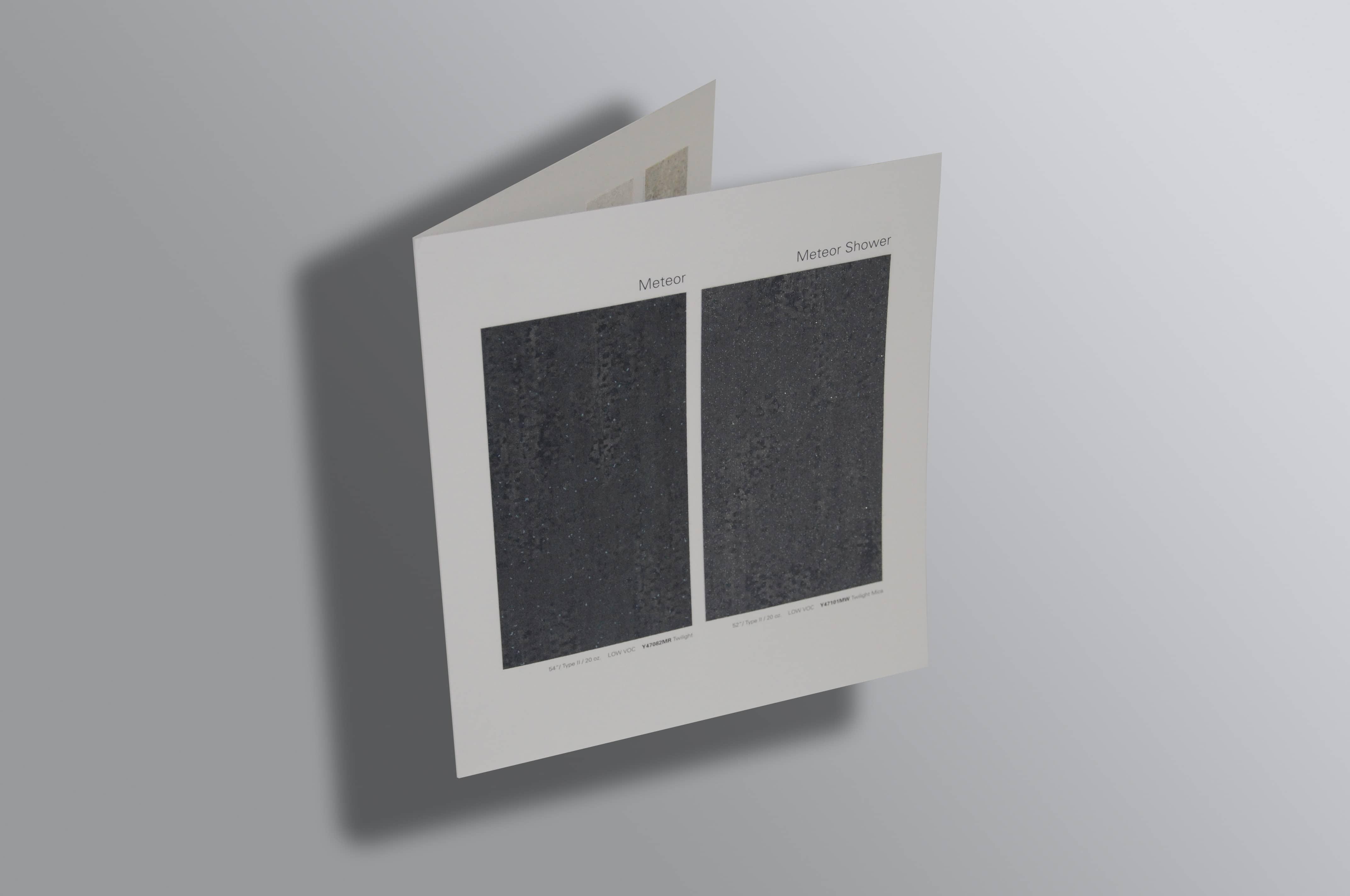 Fabric Swatch Folders